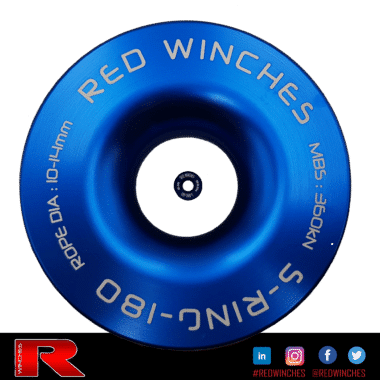 RED Winches RC